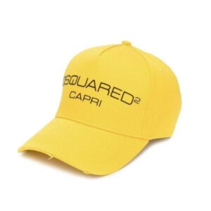 DSQUARED2 CAPRI - YELLOW