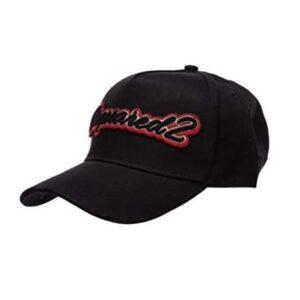 DSQUARED2 CAP - 0313 - BLACK