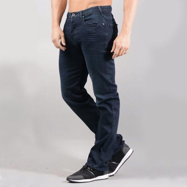 Emporio Armani-Denim Blue MD Jeans