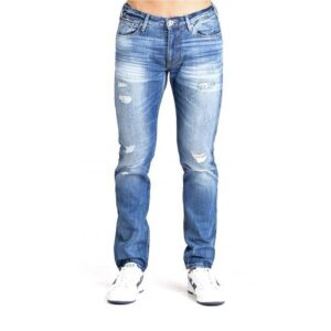 Emporio Armani -J06 Limited Edition Denim Blue Jeans