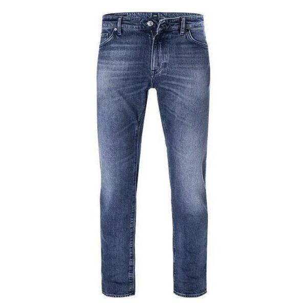 Hugo Boss-Blue Denim Jeans