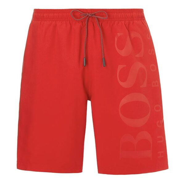 Hugo Boss - SHORTS - RED