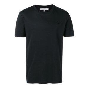 MCQ Alexander McQueen - swallow patch t-shirt - black