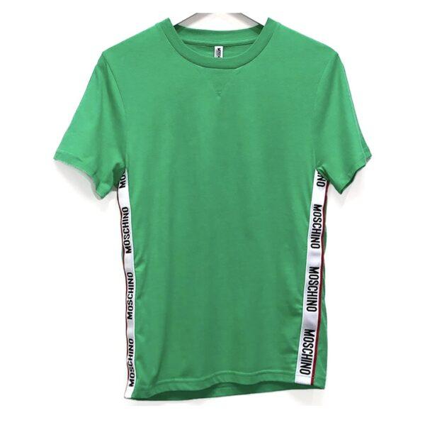 MOSCHINO UNDERWEAR T-SHIRT - GREEN