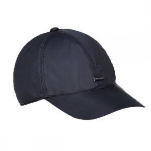 PAUL & SHARK - POLYESTER CAP - NAVY