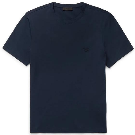 Prada T-shirt-Navy