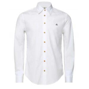 Vivienne Westwood - Regular Fit Shirt - White