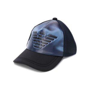Armani Cap in Blue