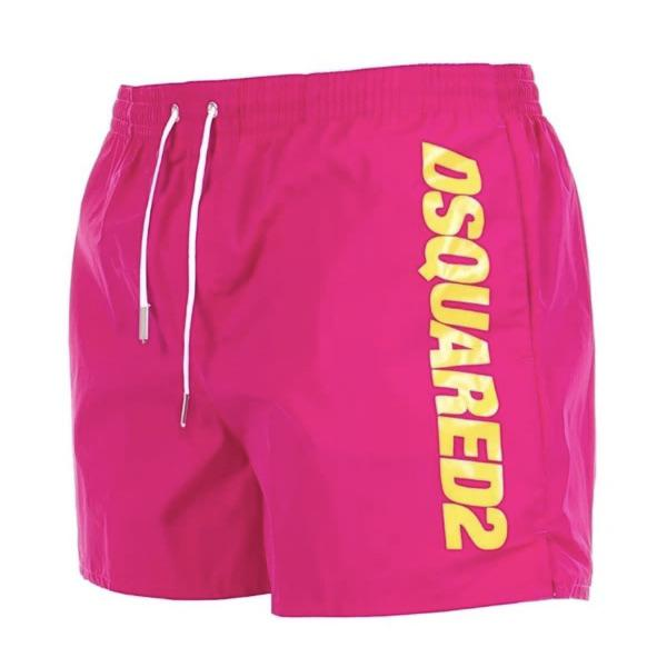 DSQUARED2 SHORTS - PINK